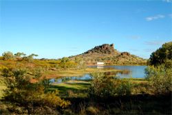 Cloncurry China Creek Dam
