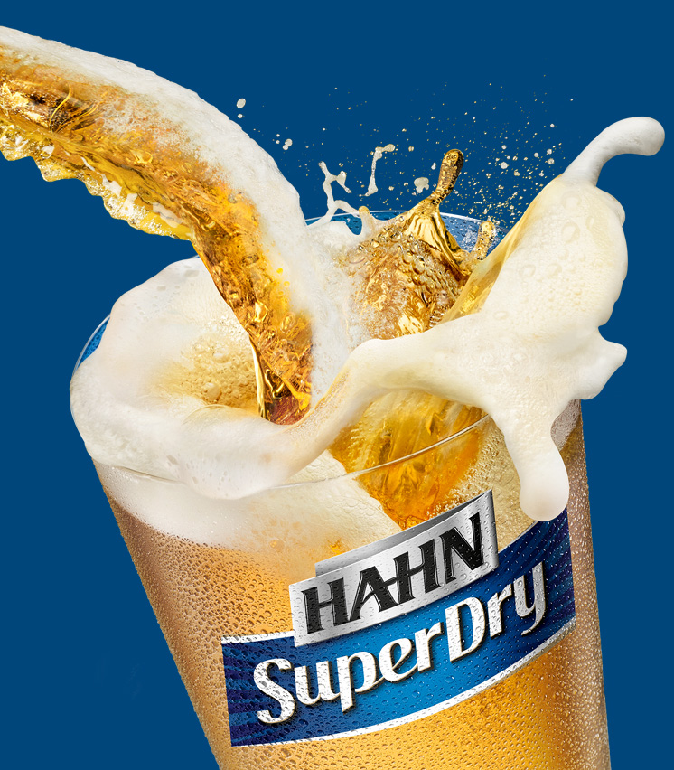 Hahn Super Dry...favorite of Australia...Bottle Caps with Trivia Questions... Cool as!
